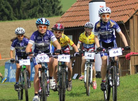 2. Sept. XC St. Georgen/W.